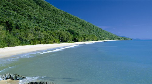 Ellis Beach, Far North Queensland. Image: Tourism Queensland.