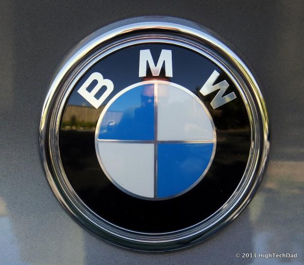 BMW Emblem - 2013 BMW X5 xdrive 35i
