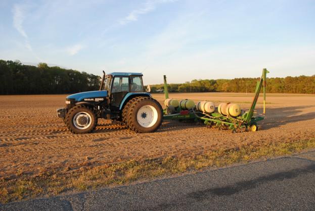 Farm Fields & Equipment