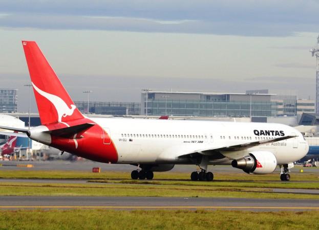 Qantas 767