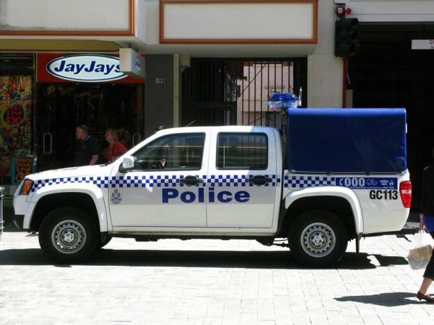 Australia : WA : Perth : Police