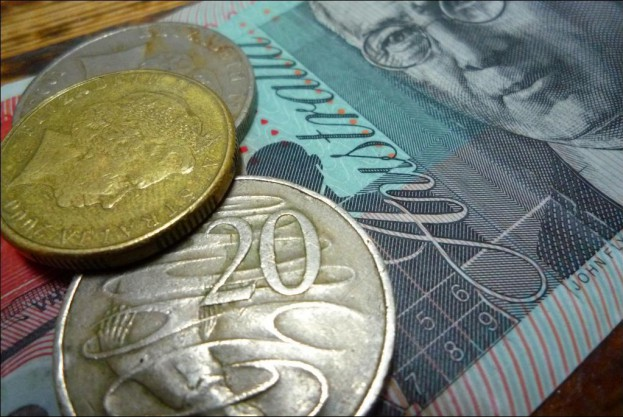 Australian Coins and Notes Macro