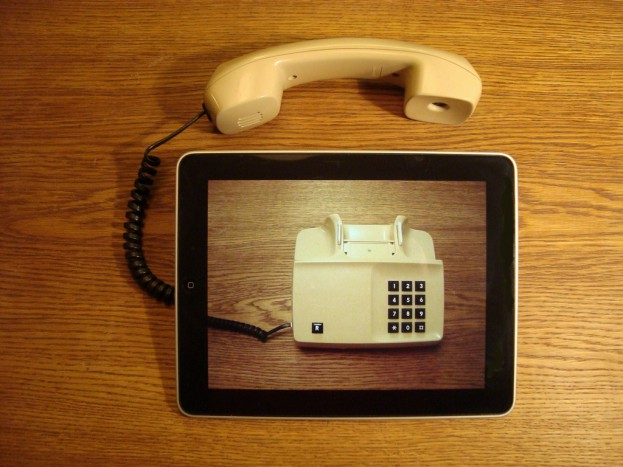 iPad telephony