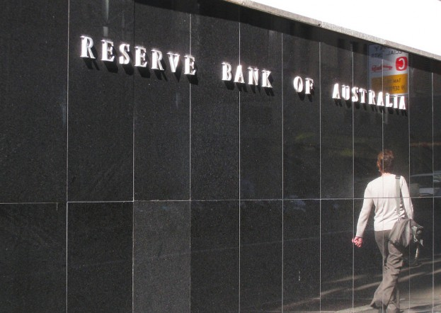 Reserve Bank of Australia in a reflective moment
