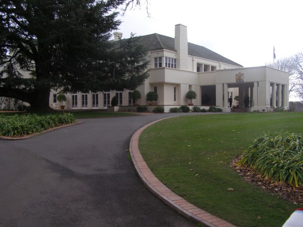 230. Government House (Yarralumla) - Residence of the Govern