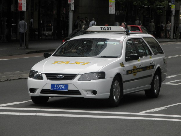 Taxi Number Two Of New South Wales, Australia