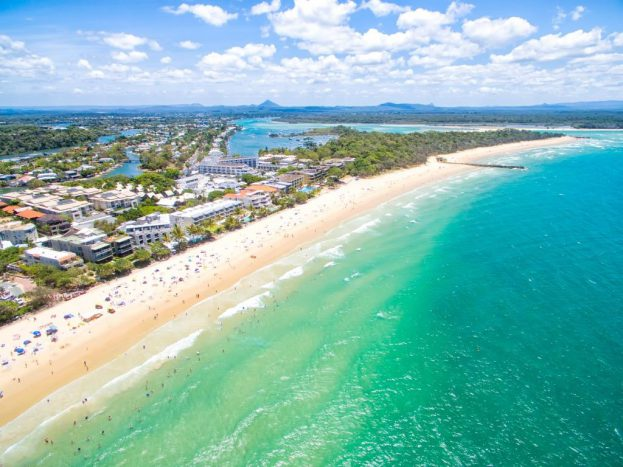 Noosa is among the councils using resources to manage coastal risks.